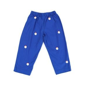 K&L Christmas pants, size 2